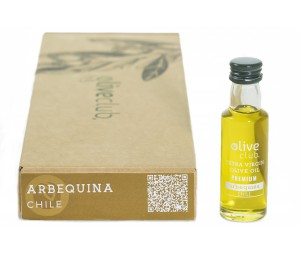 Arbequina - Chile