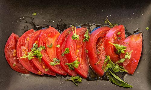tomate aceite oliva virgen extra