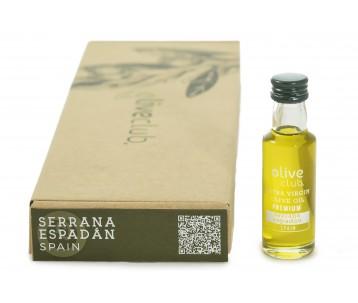 Extra Virgin Olive Oil Oliveclub Serrana Espadán - Spain