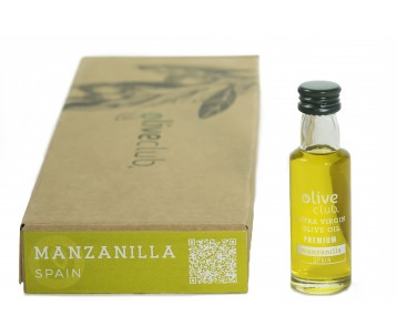 Extra Virgin Olive Oil Oliveclub Manzanilla - Spain