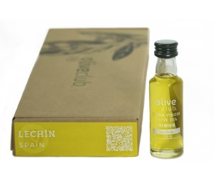 Extra Virgin Olive Oil Oliveclub Lechin - Spain