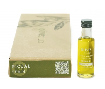 Extra Virgin Olive Oil Oliveclub Picual - Spain