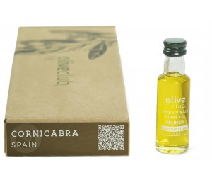 Extra Virgen Olive Oil Cornicabra Oliveclub - Spain