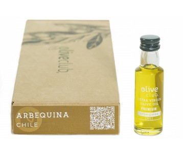 Huile d'olive Extra Vierge Oliveclub Arbequina - Chile