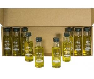 Olivenöl Tasting Mediterranean