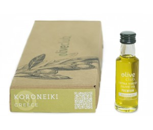 Extra Virgin Olive Oil Koroneiki Oliveclub - Greece