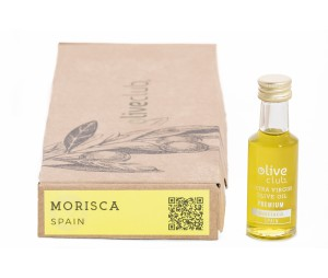 Extra Virgin Olive Oil Morisca - Spain