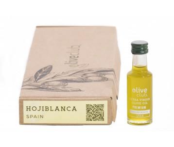 Natives Olivenöl Extra Hojiblanca - Spanien