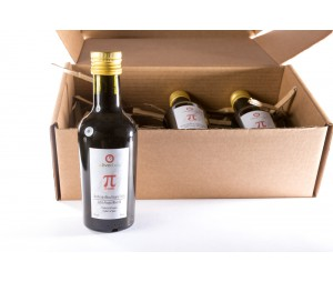 CHRISTMAS GIFT - BOX OF THREE BOTTLES OF OLIVE CLUB PI PREMIUM 250 ML