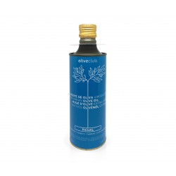 Extra virgin olive oil Oliveclub Picual Tin 500 ml.