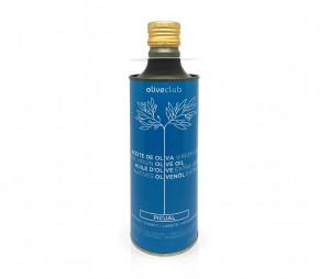 Olio extra vergine di oliva Oliveclub Picual lattina 500 ml.