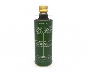 Huile d'olive Oliveclub Cornicabra bidon 500 ml