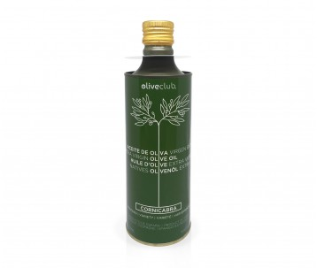 Natives Olivenöl extra Oliveclub Cornicabra Dose 500 ml