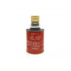 Extra virgin olive oil Oliveclub Frantoio Tin 250 ml