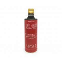 Extra virgin olive oil Oliveclub Frantoio Tin 500 ml.