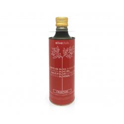 Extra virgin olive oil Oliveclub Frantoio Tin 500 ml.