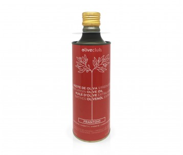 Huile d'olive Oliveclub Frantoio bidon 500 ml