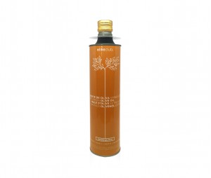 Huile d'olive Oliveclub Arbequina bidon 750 ml.