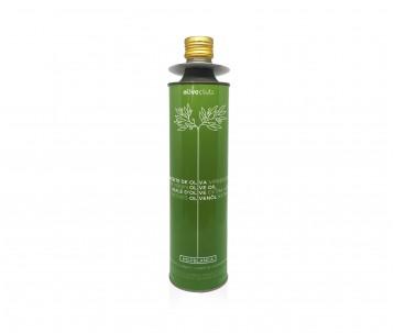 Olivenöl extra Oliveclub Hojiblanca dose 750 ml.