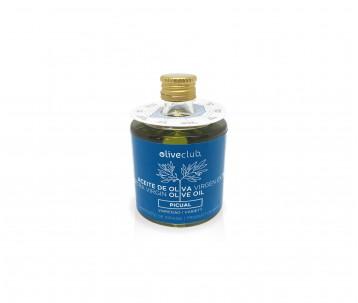 Azeite virgem extra Oliveclub Picual garrafa 50 ml.