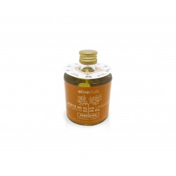 Huile d'olive Oliveclub Arbequina bouteille 50 ml.