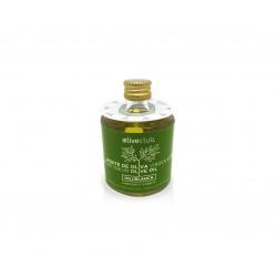 Olio extra vergine di oliva Oliveclub Hojiblanca bottiglia 50 ml.