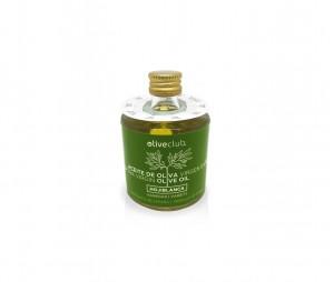 Azeite virgem extra Oliveclub Hojiblanca garrafa 50 ml.