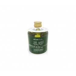 Huile d'olive Oliveclub Cornicabra bouteille 50 ml.