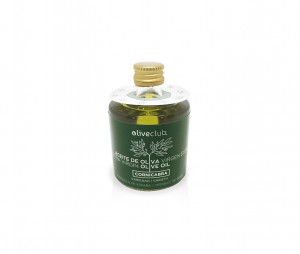 Aceite de oliva virgen extra Oliveclub Cornicabra botella 50 ml.