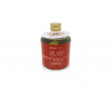 Huile d'olive Oliveclub Frantoio bouteille 50 ml