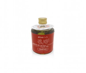 Azeite virgem extra Oliveclub Frantoio garrafa 50 ml