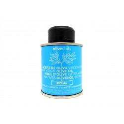 Olio extra vergine di oliva Oliveclub Picual lattina 100 ml.