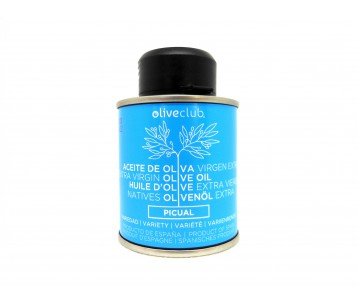 Natives Olivenöl extra Oliveclub Picual Dose 100 ml.