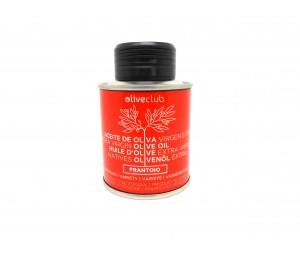 Olio extra vergine di oliva Oliveclub Frantoio lattina 100 ml