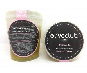 Extra natives Olivenölperlen 280 Gramm