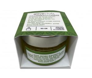 Perlas De AOVE Aroma Albahaca 50 Grs.