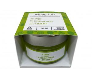 Perles - Citron vert 50 grammes