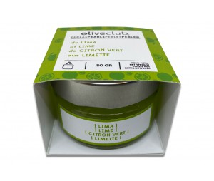 Lime Pearls 50 Grs.
