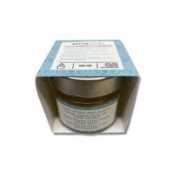 Perlas de AOVE aroma trufa blanca 100 grs.