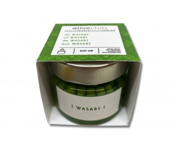 Wasabi-Perlen 100 g