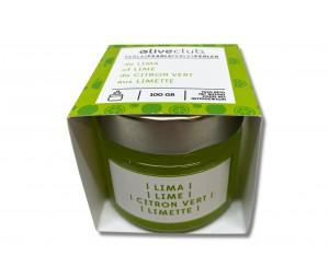 Limetten-Perlen 100 g