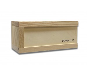 Coffret en bois de Perles EVOO