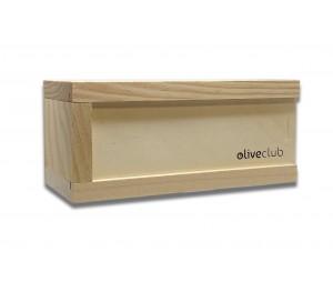 Estuche de madera selección perlas de AOVE