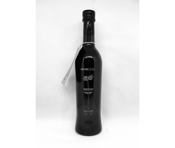 Extra virgin olive oil Picual fresh glass bottle 500 ml