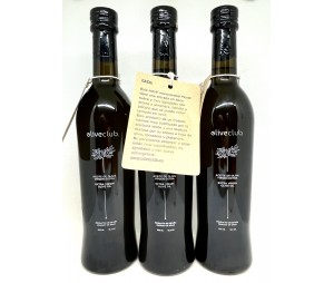 Aceite de oliva virgen extra Picual fresco 3 botellas vidrio 500 ml