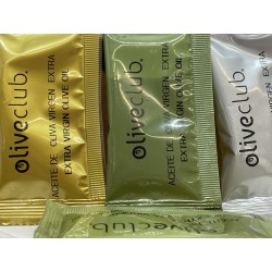 Huile d'olive extra vierge Picual Fresh 75 unidose de 10 ml