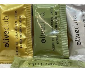 Aceite de oliva virgen extra Picual fresco 75 monodosis de 10 ml